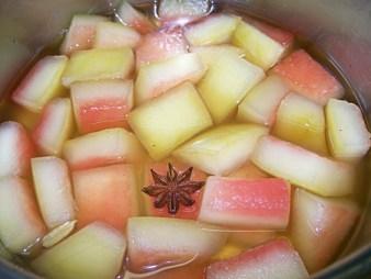 cuisiner la pastèque dans son intégralité avec une recette d'écorces de pastèque confites Save Eat