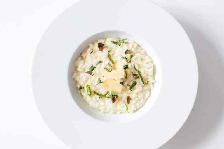 Oignons germés risotto save eat