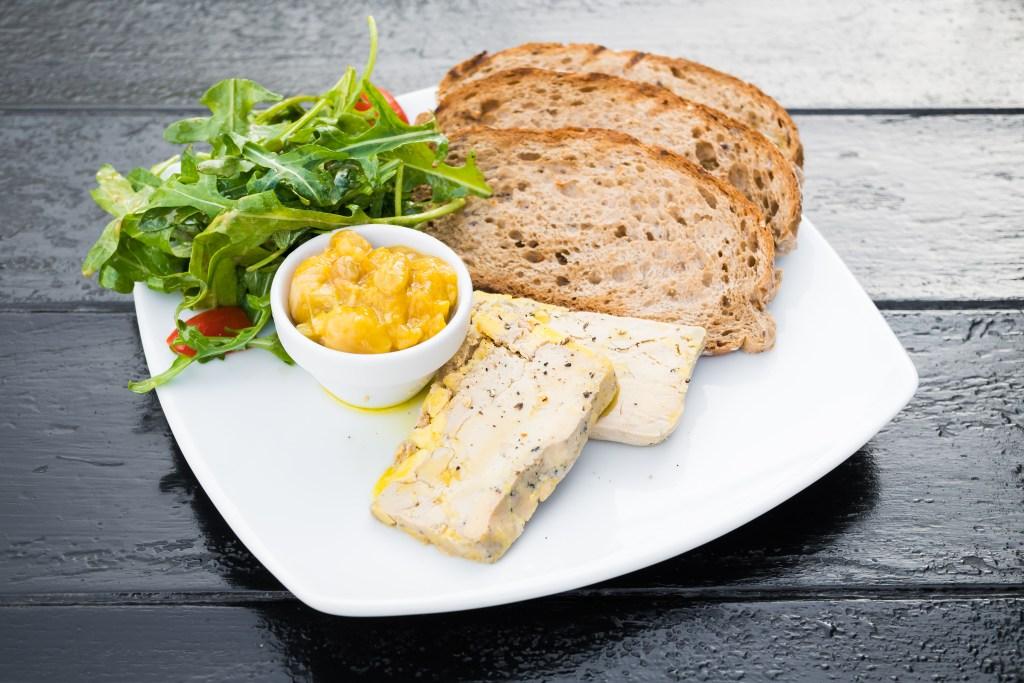 Cuisiner avec la graisse de foie gras