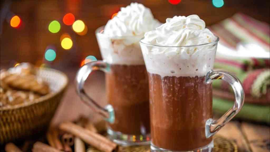 recette chocolat chaud au reste de lait