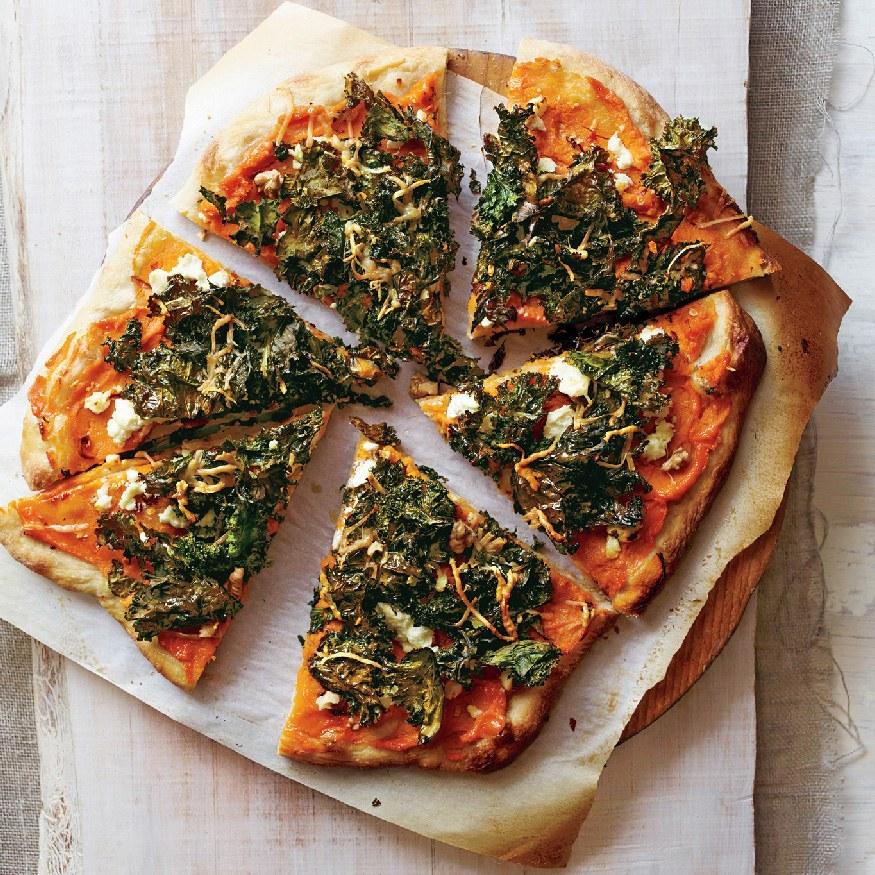 recette de pizza et astuce pour la patate douce qui noircit