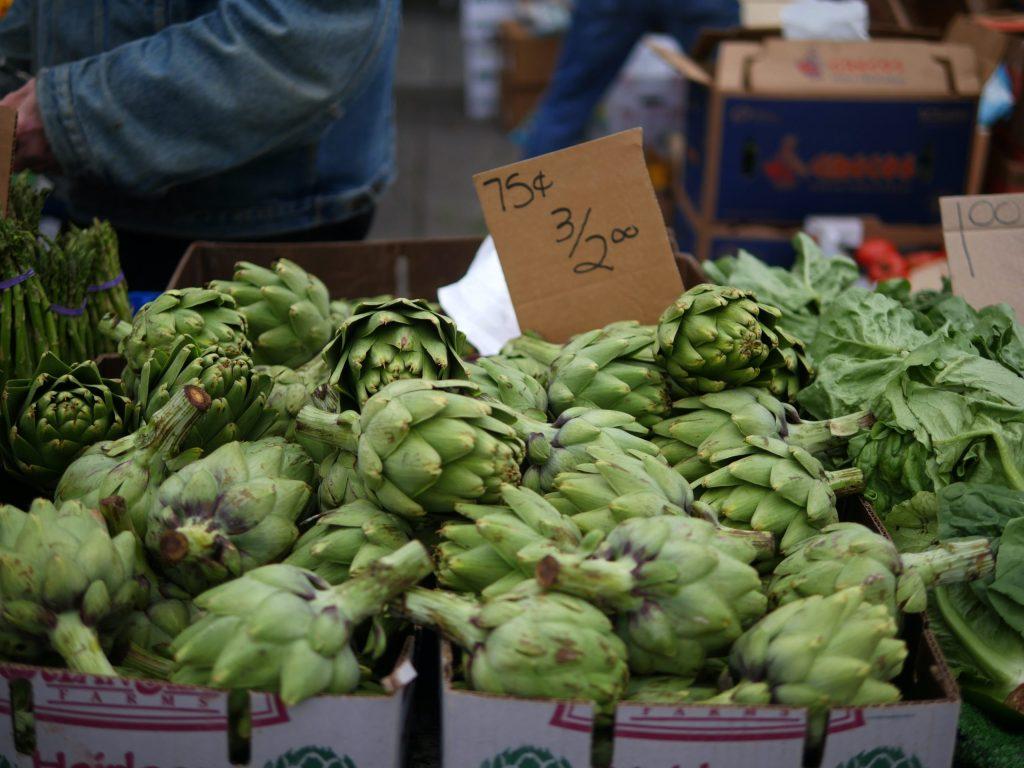 comment choisir et conserver ses feuilles d'artichaut