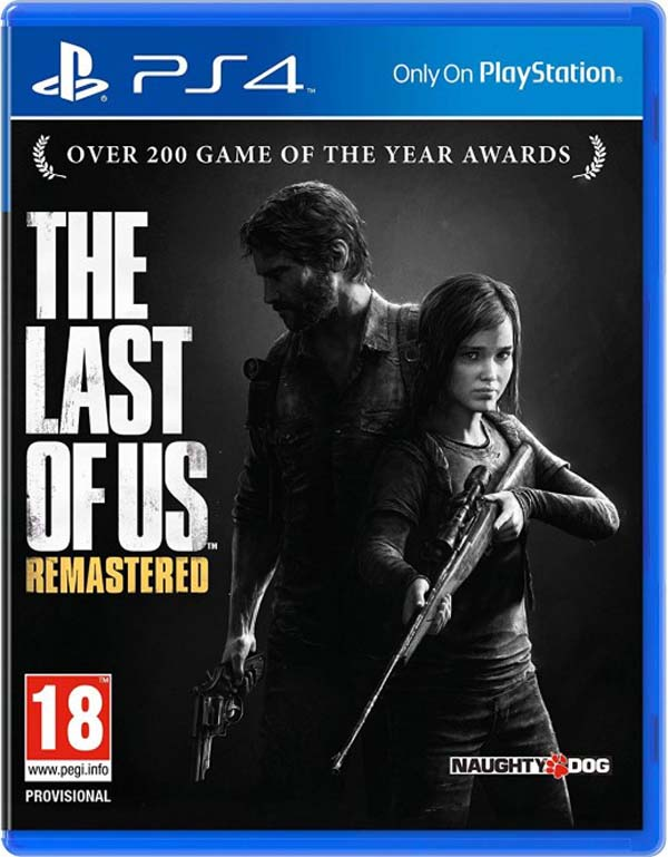 The Last of Us Remastered PS4 Price in Pakistan