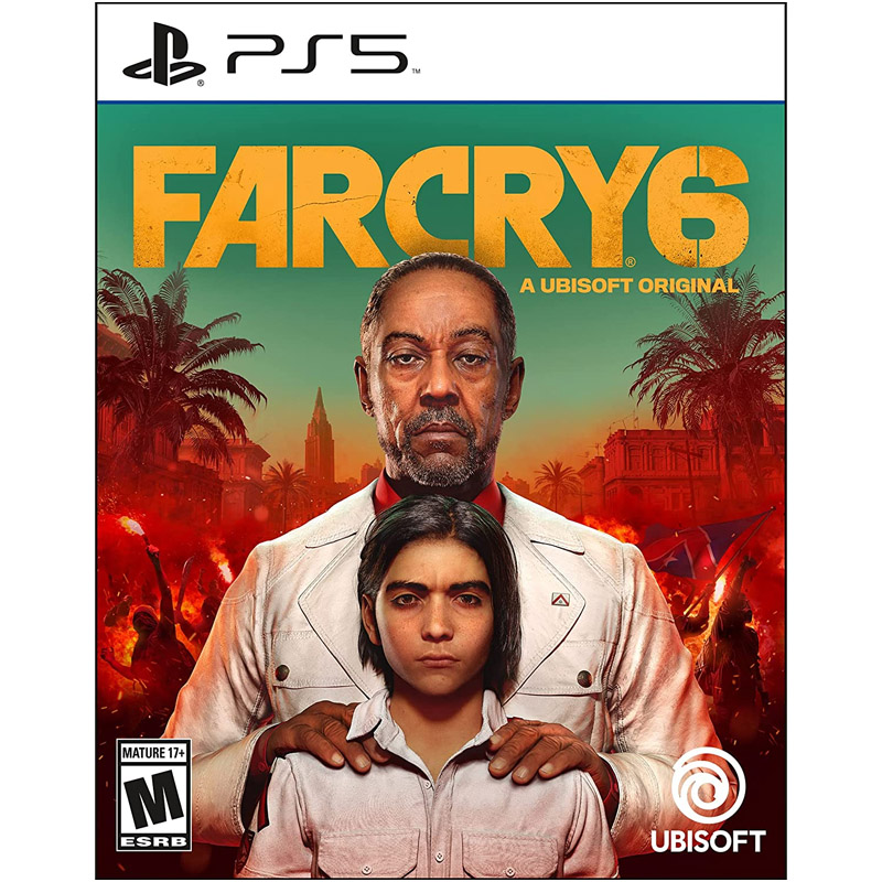 Far Cry 6 Ps5 | Best Price in Pakistan