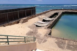 The City and County of Honolulu submitted an environmental report to the state for the Waikiki Natatorium War Memorial redevelopment project. | PBN File
