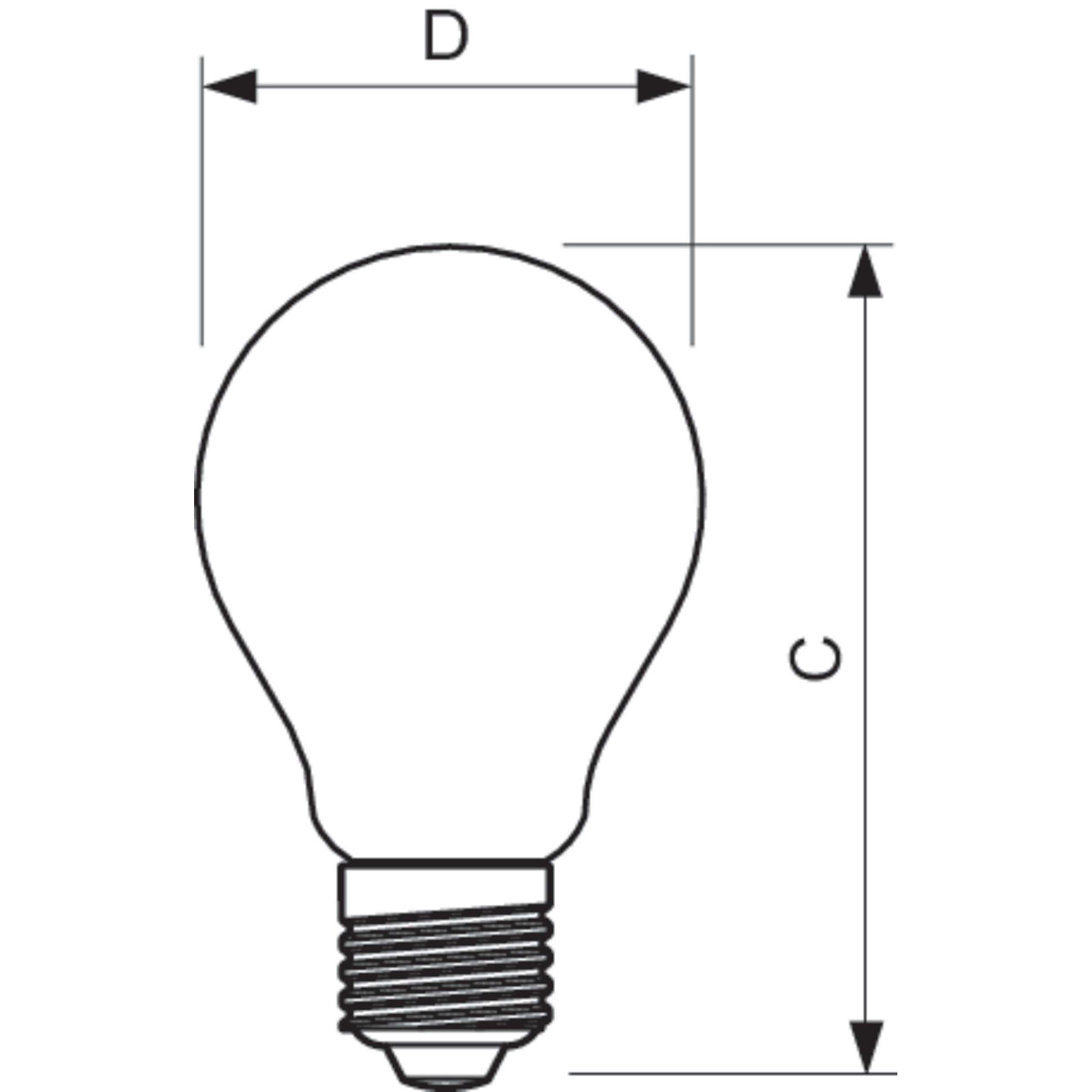 Filament Lamp Symbol Keyframe View With Filament Lamp