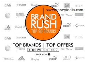 Top Clothing & Footwear Brands 70% off or more from Rs. 124 – Amazon image