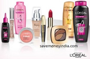 L'Oreal Paris 30% off from Rs. 161 – Jabong image