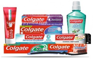 Oral Care 20% off or more from Rs. 20 – Amazon image