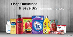 [Pantry] Beauty, Personal Care & Grocery 50% off or more from Rs. 9 – Amazon image