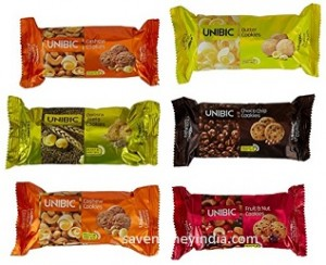 Unibic Assorted Cookies 75gm Pack of 6 Rs. 112 – Amazon image