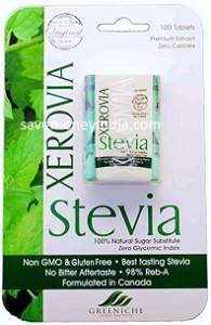 Xerovia Stevia 100 Tablets Rs. 99 – Amazon image