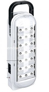DP 20 LEDs Rechargeable Emergency Light Rs. 339 – Amazon image