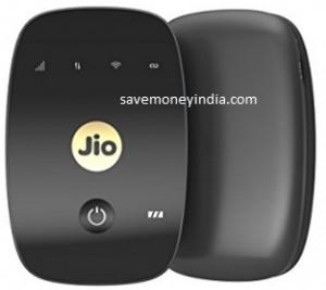 JioFi M2S 150Mbps Wireless 4G Portable Data + Voice Device Rs. 999 – Amazon image
