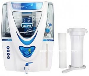 Kinsco Aqua Style Water Purifier Rs. 5224 – Amazon image