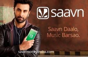 Saavn Pro 30 Days Rs. 1 – Saavn image