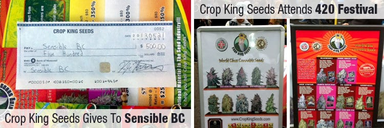 Crop King Seeds Store Discount Coupon Promo Certificate Store3