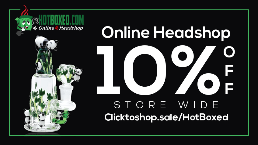 HotBoxed Coupon Code - Online Discount - Save On Cannabis