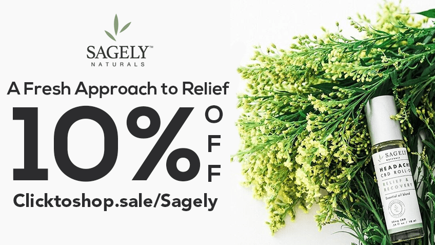 Sagely Naturals Coupon Code - Online Discount - Save On Cannabis