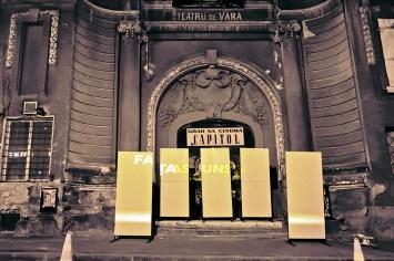 Fața ascunsă remix 17 Sept CAPITOL Cinema/ Summer Theatre