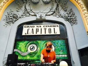 Oana 27 Aug 2016 CAPITOL Cinema/ Summer Theatre