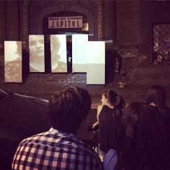 Fața ascunsă CAPITOL Cinema/ Summer Theatre
