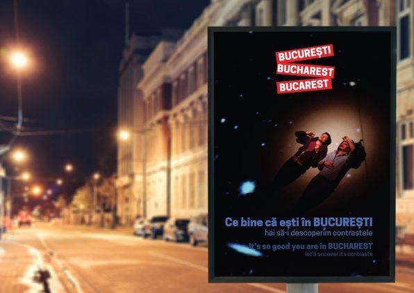 Bucharest logo proposal