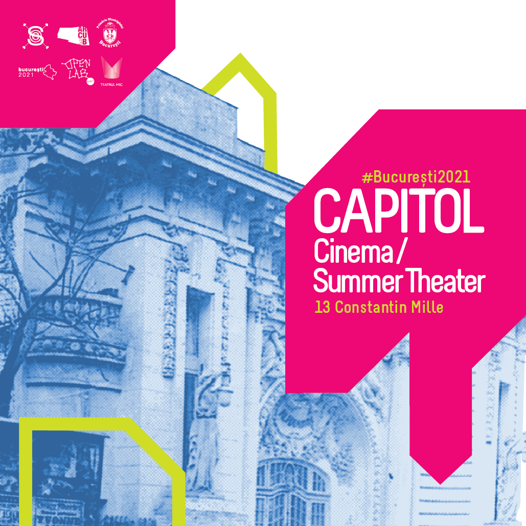capitol cinema / summer theater