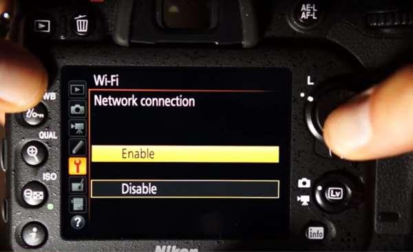 Simpan Foto Ke Laptop Dari Kamera Nikon Via Wi-Fi Dengan Airnef