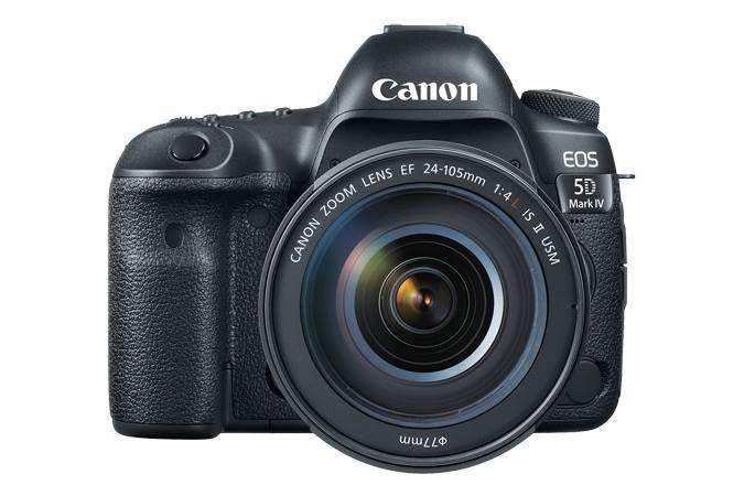 Kamera Canon 5D Mark IV Dengan Dual Pixel Sensor Dan WiFi, Kini Bisa Rekam Video 4K!