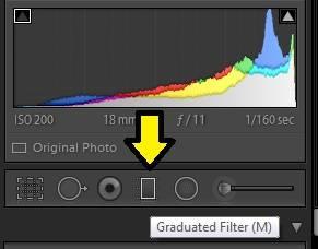 graduted-filter