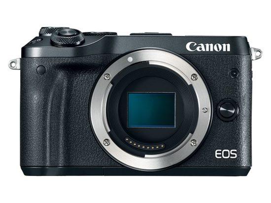 Canggihnya EOS M6, Mirrorless Terbaru Dari Canon Dengan Full Konektivitas (Bluetooth, NFC, Wi-Fi)