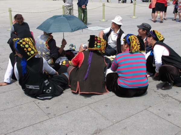 Beijing-China-Photograph-National-Costume-Tourists-2