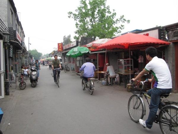 Beijing-China-Photograph-Street-Restaurants