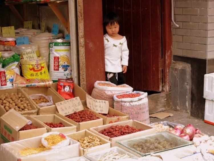 Beijing-China-Shops-Kids-Dried-Food