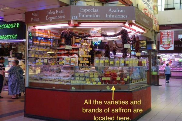Best-Saffron-Shop-in-Madrid-Cuatro-Caminos-Shop