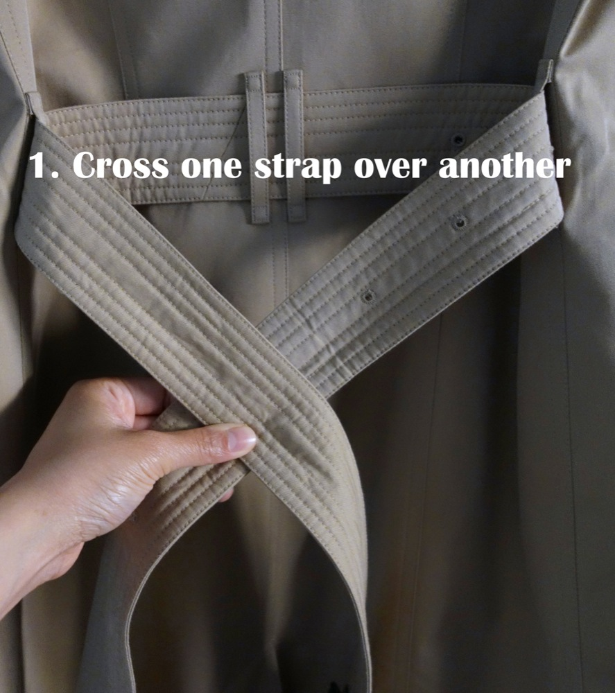 Knot Is Quick And Easy To Tie; It Even If You Make It Too Short