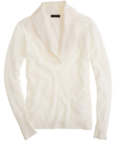 Cashmere-Shawl-Collar-Sweater-Ivory