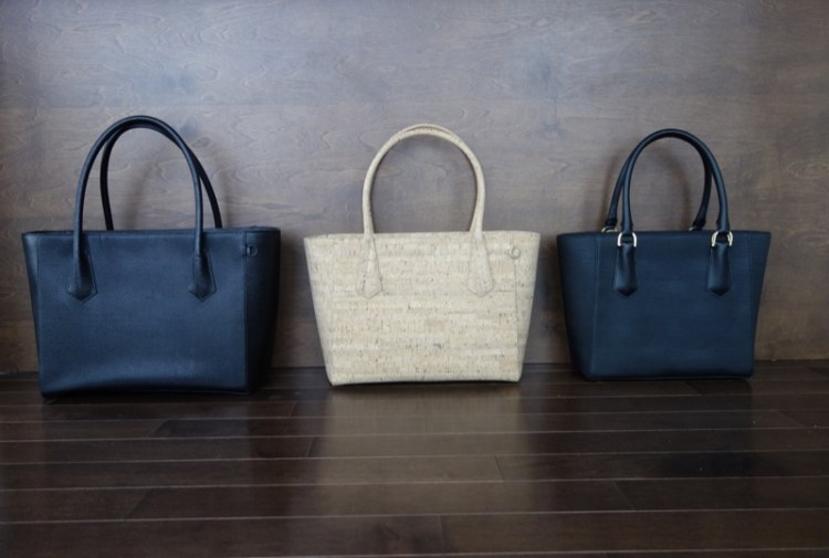 2602d88c6 Review & Giveaway: Dagne Dover Classic Tote 13″ and 15″, Midi Tote ...
