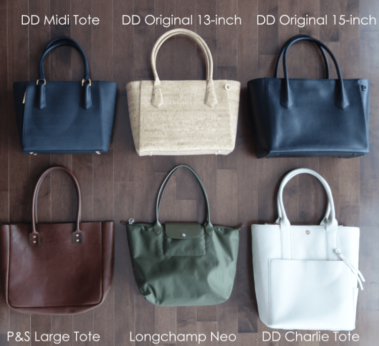 7811d2bda3b4 Review   Giveaway  Dagne Dover Classic Tote 13″ and 15″