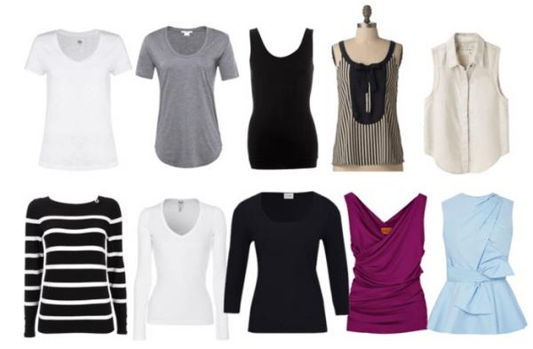 Minimalist-Parisian-Wardrobe-Fashion-Style-Tops