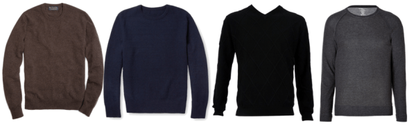 Minimalist-Wardrobe-Essentials-Men-Cashmere-Sweaters