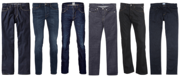 Minimalist-Wardrobe-Essentials-Men-Dark-Rinse-Jeans