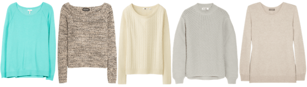 Minimalist-Wardrobe-Essentials-Women-Cashmere-Sweaters