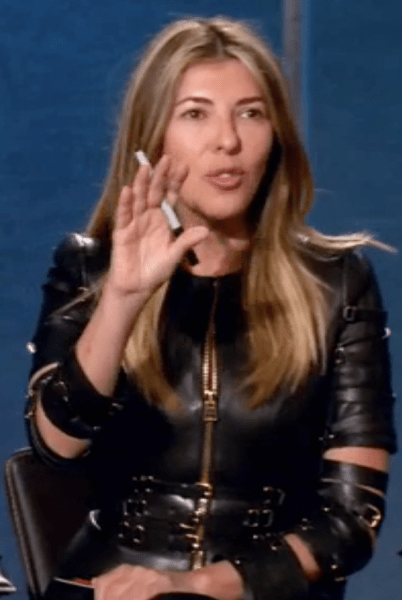 Nina-Garcia-Black-Leather-Coat-Butterfly-Effect-Season-12-Episode-12-2