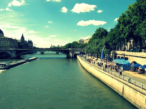 Photograph-Travel-Paris-France-Europe-Plage
