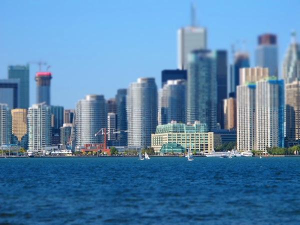 Photograph-Travel-Toronto-Ontario-Canada-Skyview-Landscape-Toronto-Buildings-Skyline