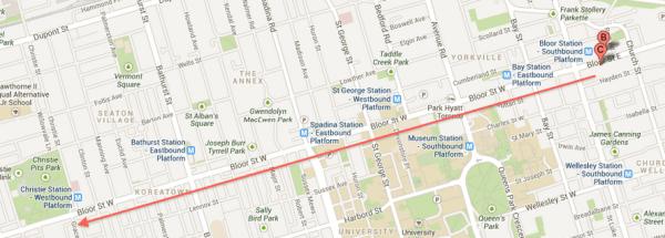 Toronto-BLOOR-STREET