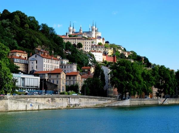 Travel-Photograph-Lyon-France-Hill