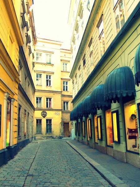 Vienna-Austria-Europe-Streets-Travel-Photograph